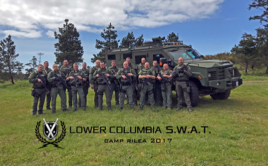 Lower Columbia SWAT